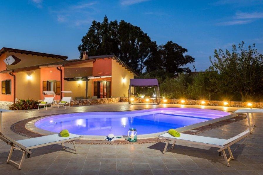 Villa in Italy, Case Boscia