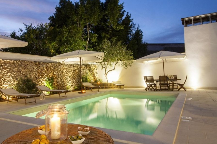 Villa in Italy, Racale