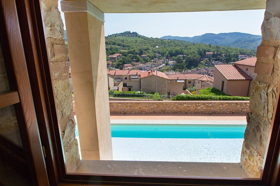 Owners abroad Holiday apartment in Gaiole in Chianti with swimming pool