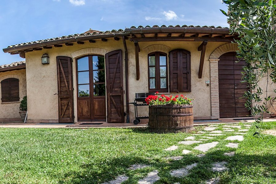 Apartment in Italy, Allerona