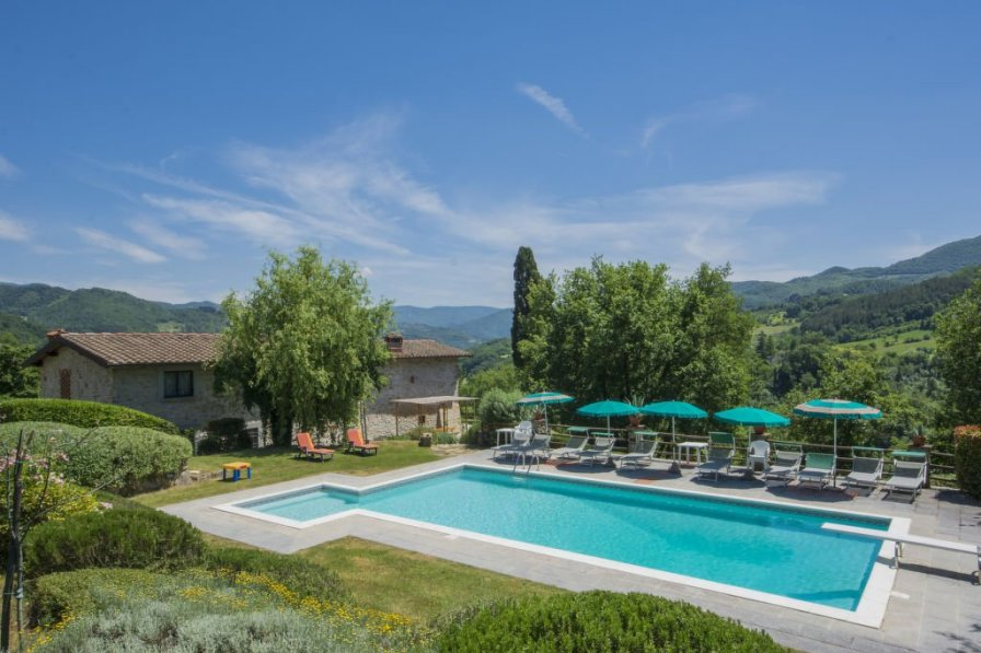 Villa in Italy, Vicchio