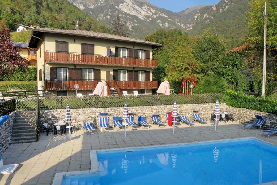 Apartment in Italy, Mezzolago: