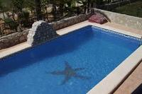 Villa in Spain, La Finca: Private Swiming Pool is 9 meters by 4 meters