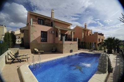 Villa in Spain, Club de Golf La Finca: Picture of pool