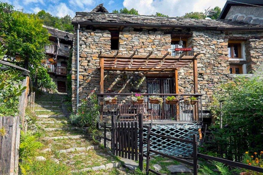Villa in Italy, Messasca