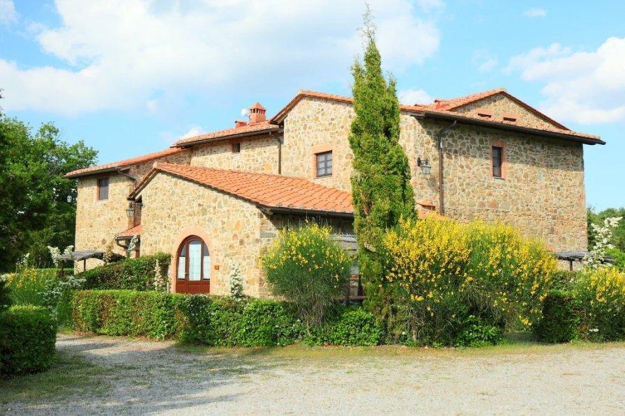 Apartment in Italy, Gaiole in Chianti