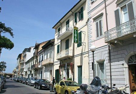 Apartment in Viareggio, Italy