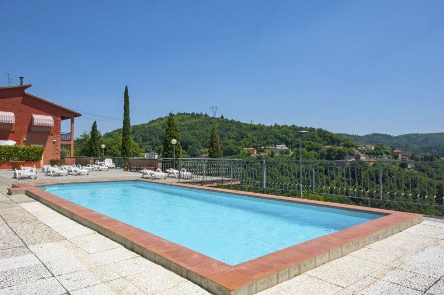 Apartment in Italy, San Baronto