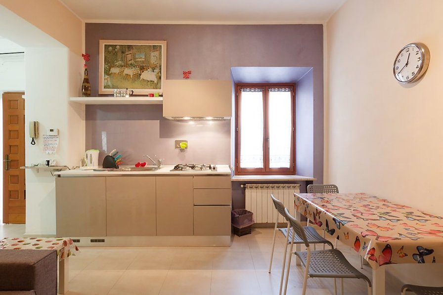 Apartment in Italy, Della Vittoria
