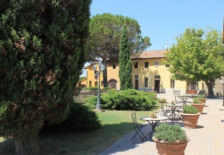 Apartment in Capraia e Limite, Italy