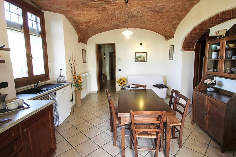 Apartment in Italy, Papiano