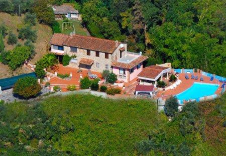 Villa in Massarosa, Italy