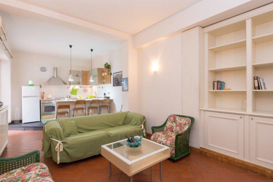 Apartment in Italy, Gianicolense