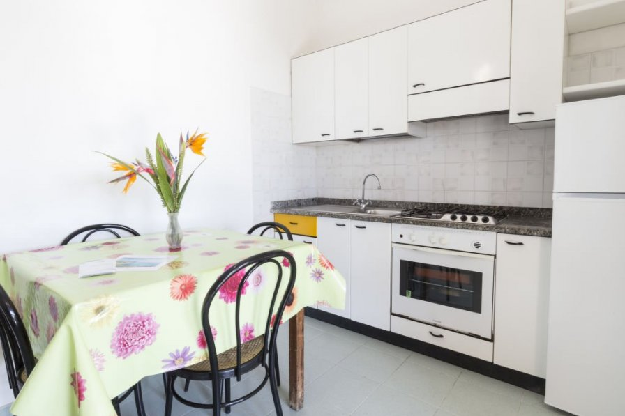 Apartment in Italy, Faro Capo Vaticano