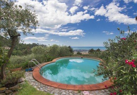 Villa in Massa, Italy