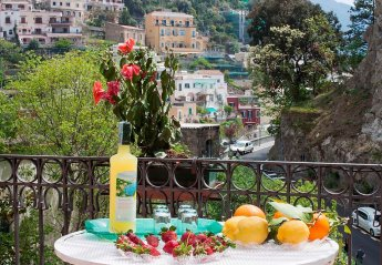 3 bedroom Apartment for rent in Positano