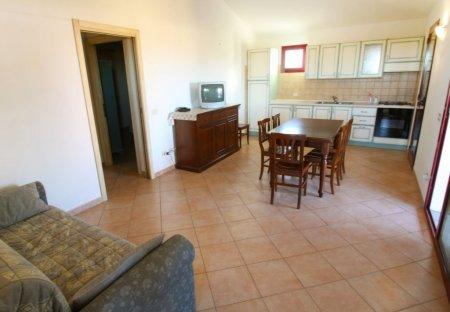 Apartment in Monte Petrosu, Sardinia