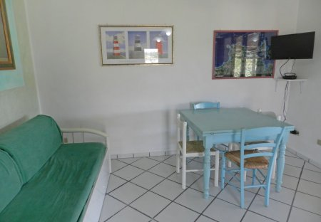 Apartment in Capo d'Orso, Sardinia: 1