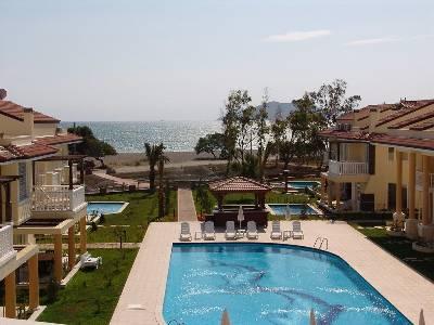 Villa in Turkey, Calis Beach: Pool at Seaside