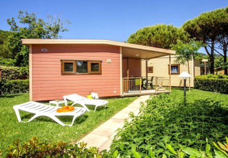 Bungalow in Rocchette, Italy