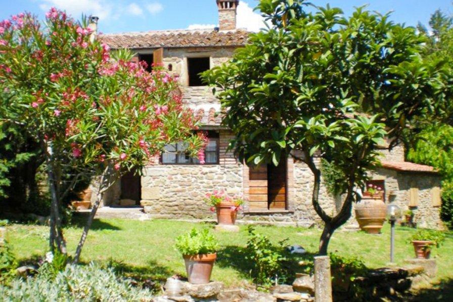 Villa in Italy, Cortona: