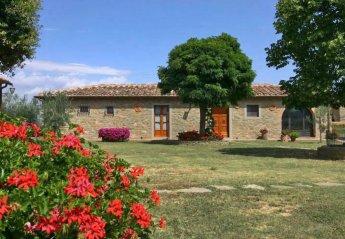 3 bedroom House for rent in Cortona
