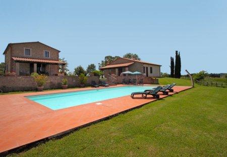 Villa in Manciano, Italy