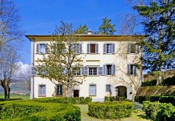 7 bedroom House for rent in Serravalle Pistoiese