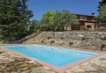 3 bedroom House for rent in Tavarnelle Val di Pesa