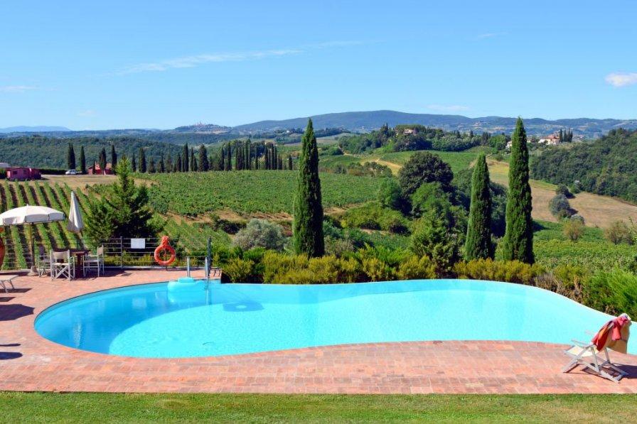 Villa in Italy, Certaldo