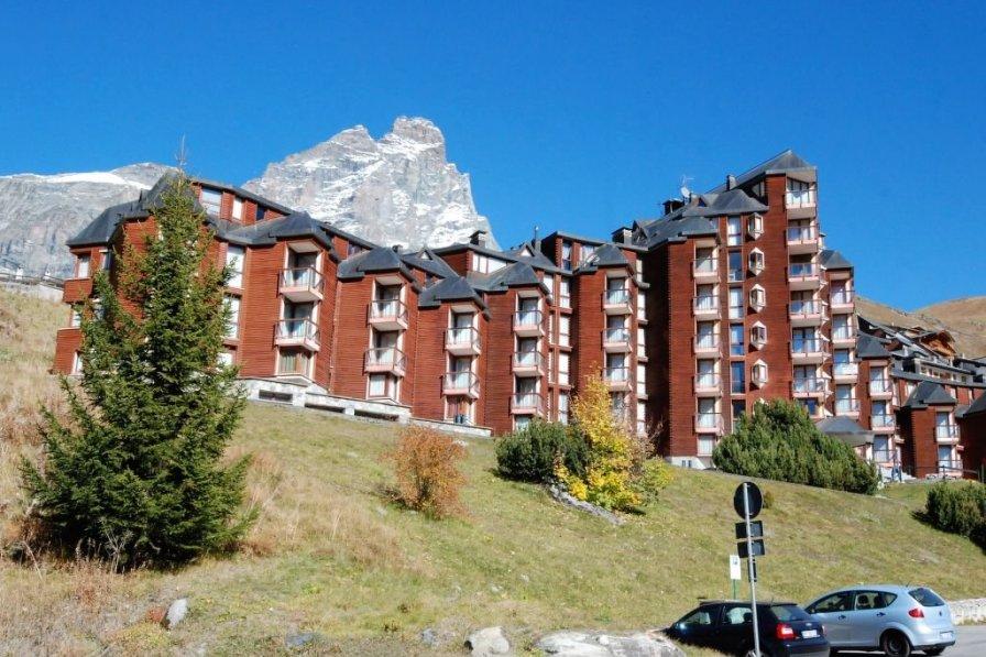 Apartment in Italy, Breuil-Cervinia