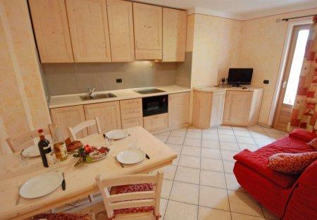 Apartment in Cepina, Italy