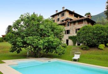 5 bedroom Villa for rent in Porto Valtravaglia
