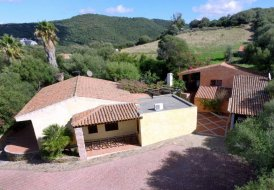 Villa in Badesi, Sardinia