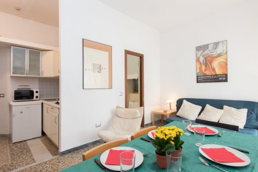 Apartment in Italy, Val Cannuta