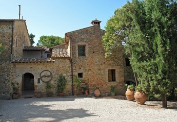 1 bedroom House for rent in San Gimignano
