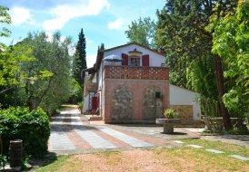 Villa in Montopoli in Val d'Arno, Italy