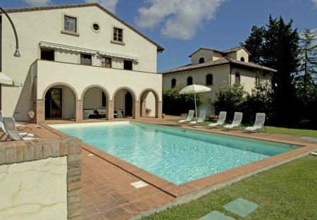 Villa in San Gimignano, Italy