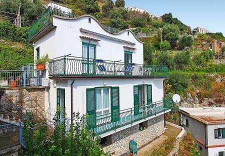 Villa in Conca dei Marini, Italy