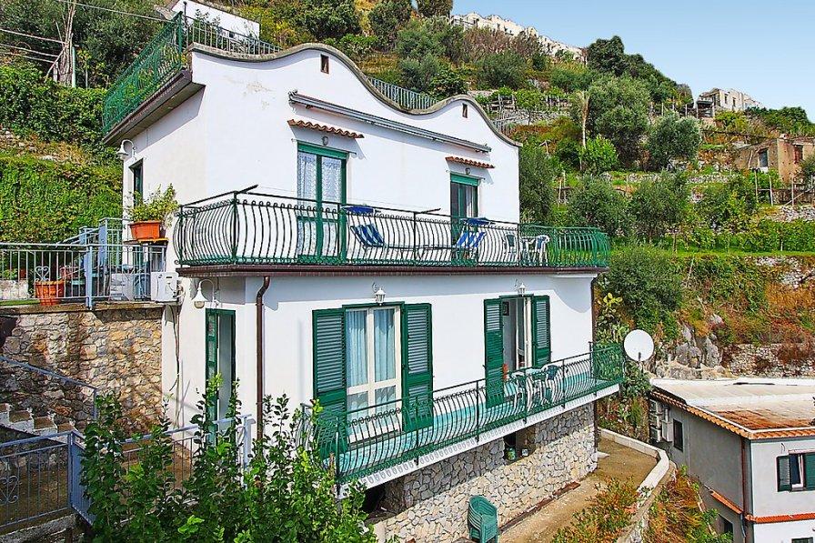 Villa in Italy, Conca dei Marini