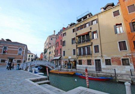 Apartment in Venice, Italy