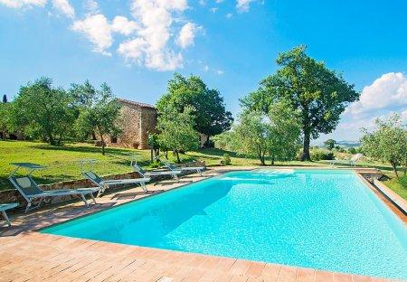 Villa in Castiglione d'Orcia, Italy