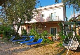 Farm House in Massa Lubrense, Italy