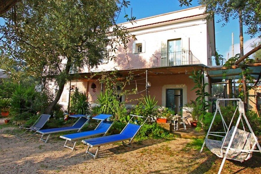 Farm house in Italy, Massa Lubrense