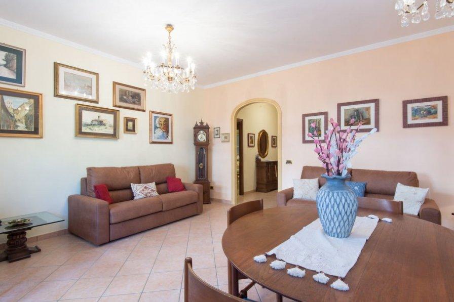 Apartment in Italy, Eroi
