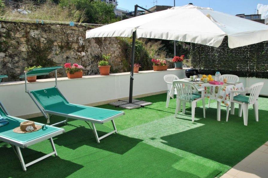 House in Italy, Gaeta
