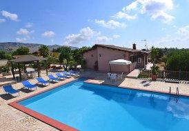 Villa in Solarino, Sicily