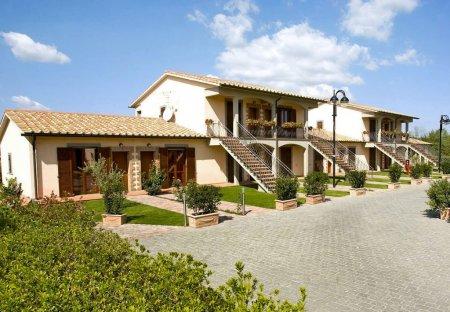 Apartment in Sorano, Italy