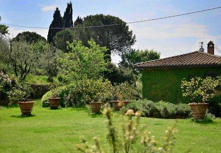 Villa in Castelfranco Piandiscò, Italy
