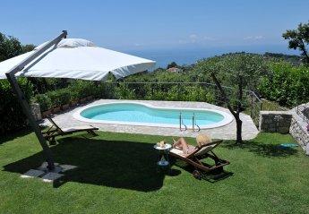 1 bedroom Villa for rent in Massa Lubrense
